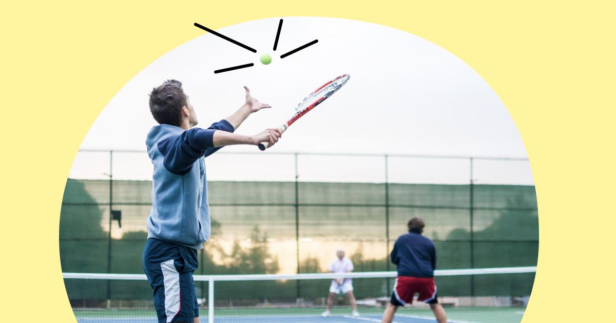 Tax for a tennis coach