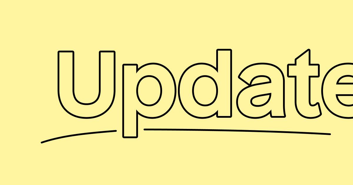 HMRC deadline update