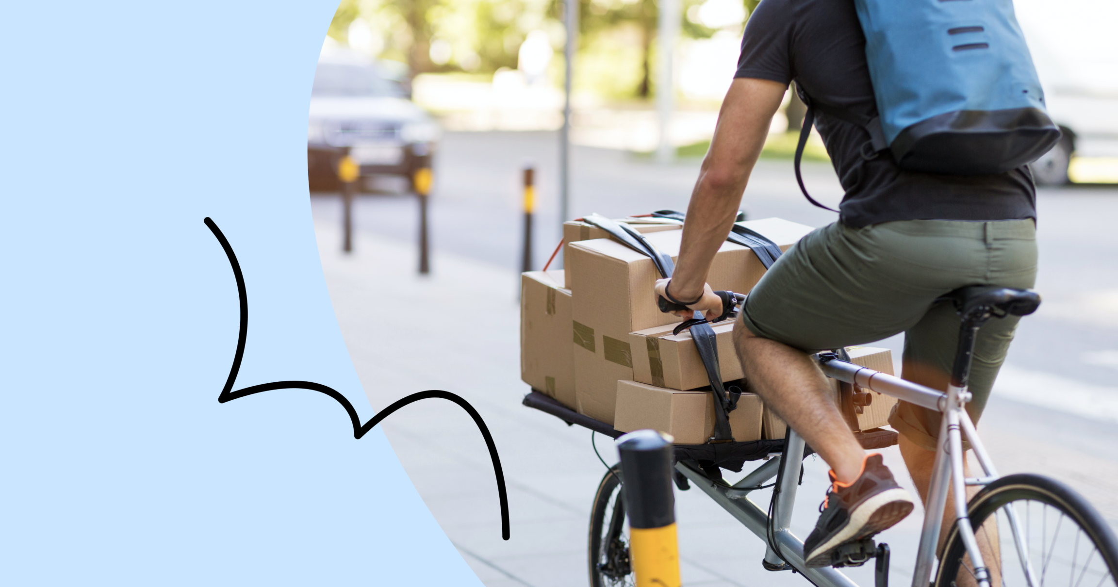 Delivery driver tax basics