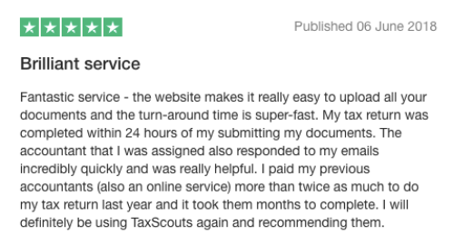 Why you should use an online tax return service – TaxScouts